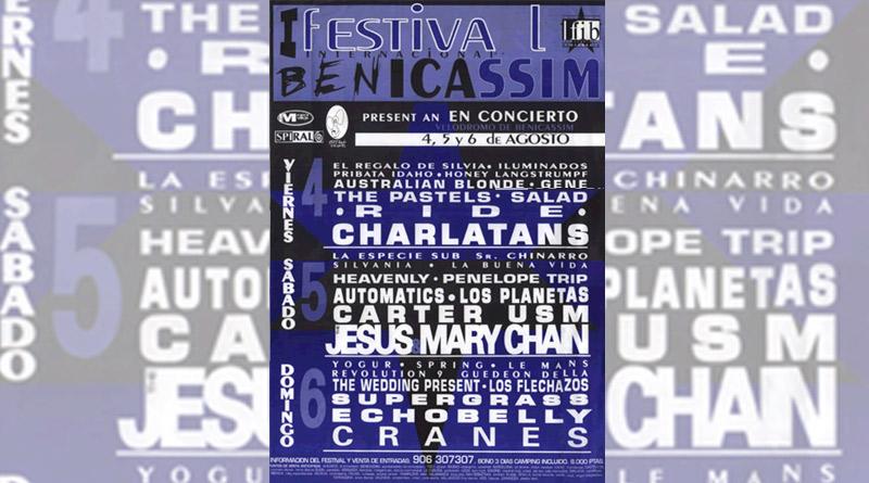 25 años del primer FIB. La semilla de los festivales en España