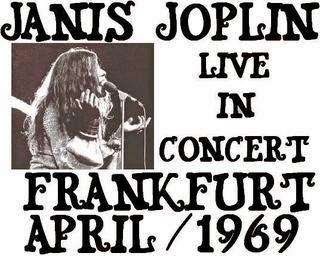 Janis Joplin entrada