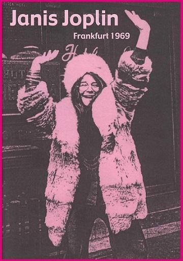 Janis Joplin cartel