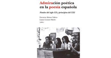 Jesús Arias (Lagartija Nick) en 'Admiración poética en la poesía española'