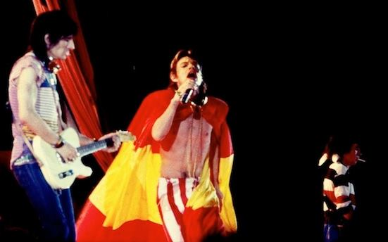 Rolling Stones bandera