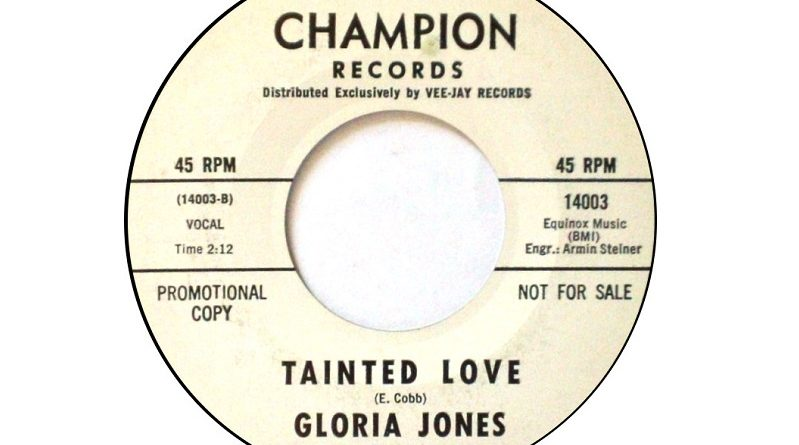 Tainted Love single