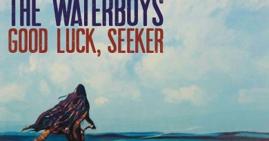 Waterboys Good Luck Seeker portada