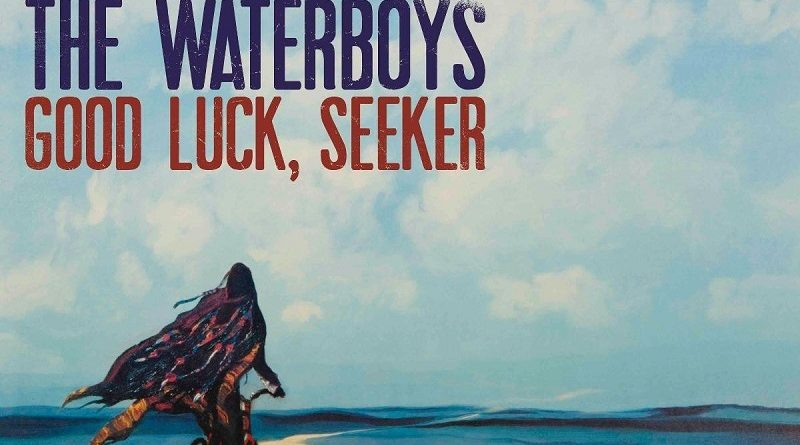 Waterboys Good Luck Seeker portada