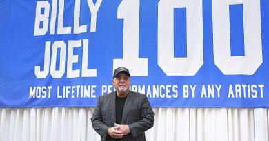 Billy Joel encabezado