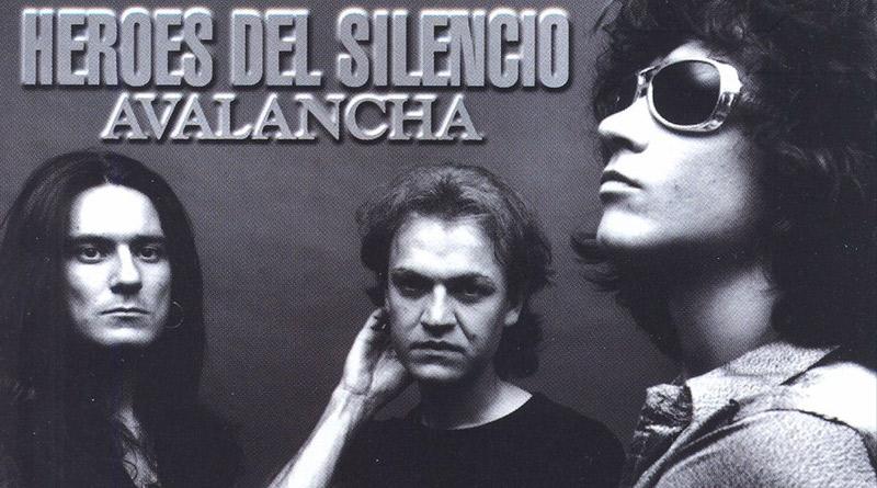 Especial: 25 años de 'Avalancha' de Héroes del Silencio