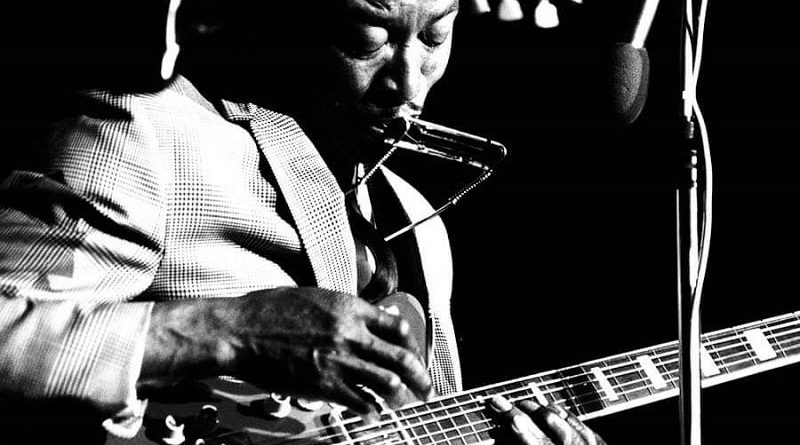 Jimmy Reed foto