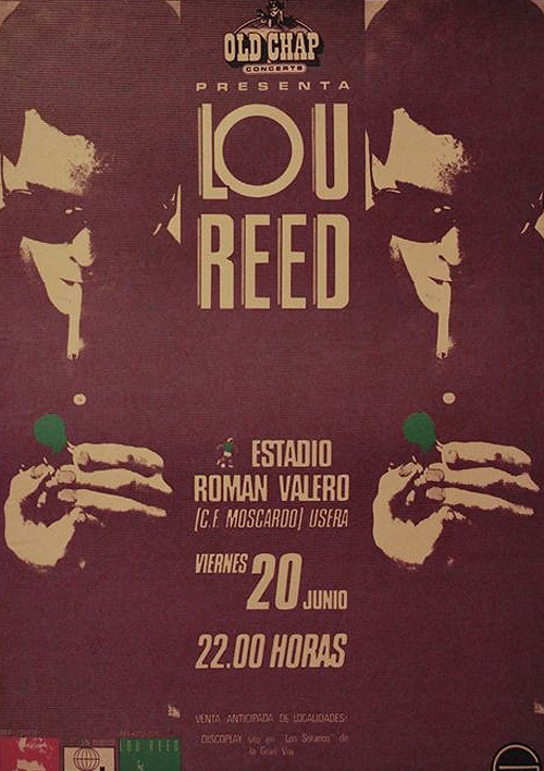 Lou Reed cartel