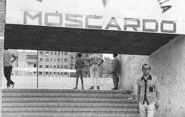 Lou Reed campo Moscardó