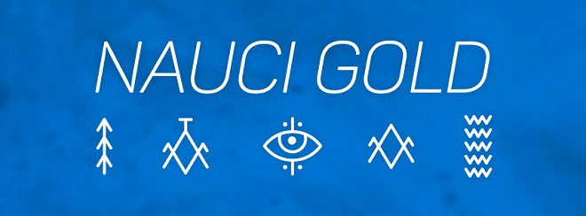 Nauci Gold logo