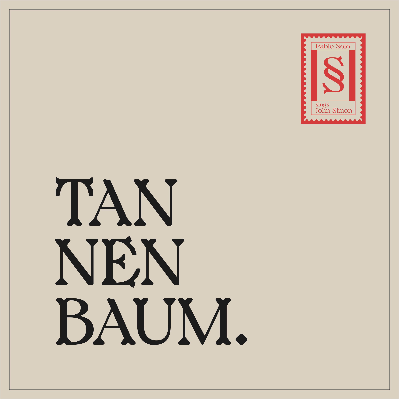 Pablo Solo Tannenbaum portada