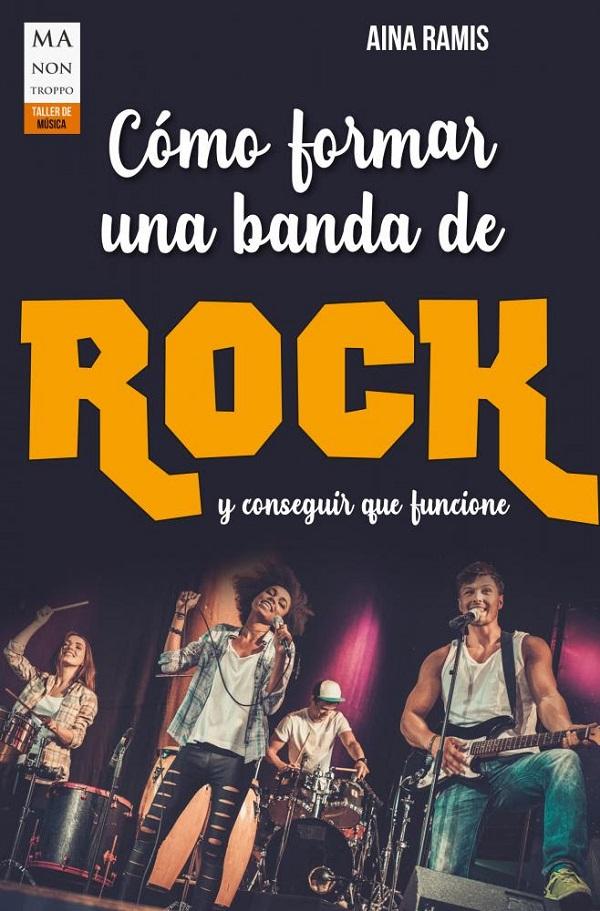 Redbook libro formar banda rock