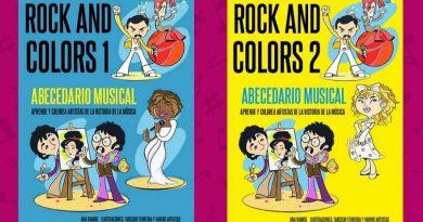 Portadas Rock and Colors
