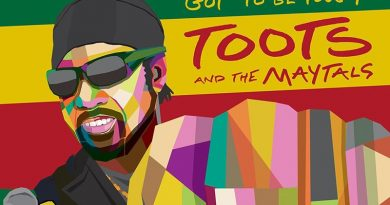 Toots and the Maytals 2020 portada