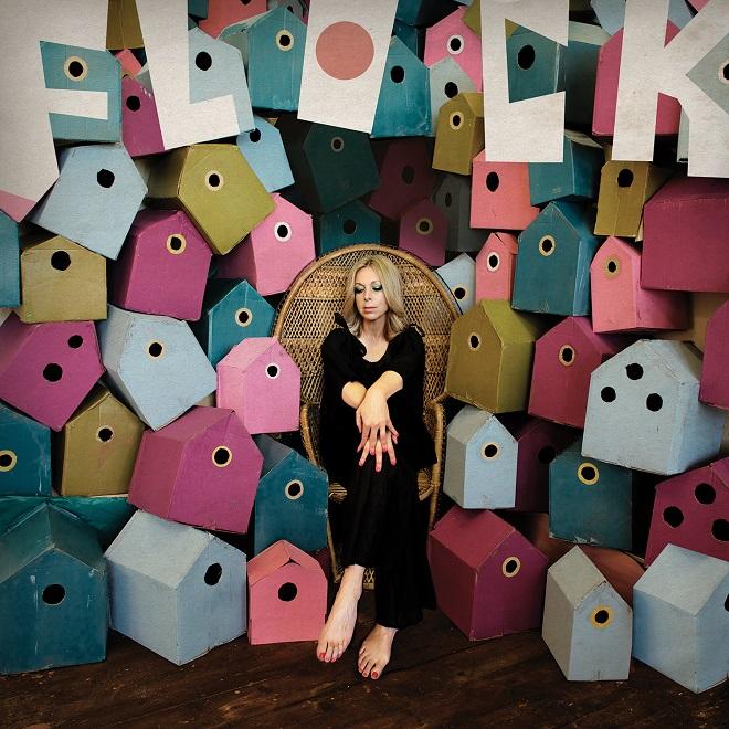 Jane Weaver Flock portada