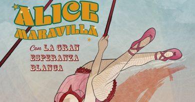 La Gran Esperanza Blanca portada Alice