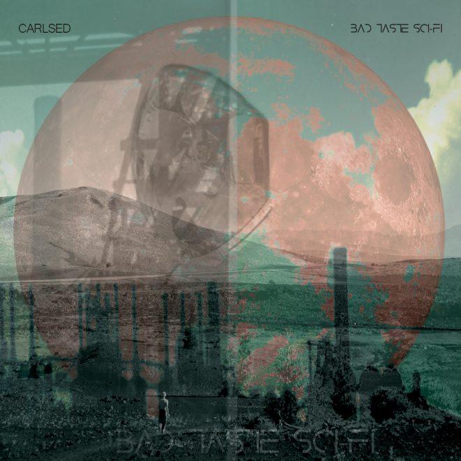 Carlsed portada Bad Taste SCi-Fi