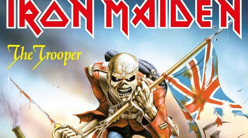 Iron Maiden trooper cab