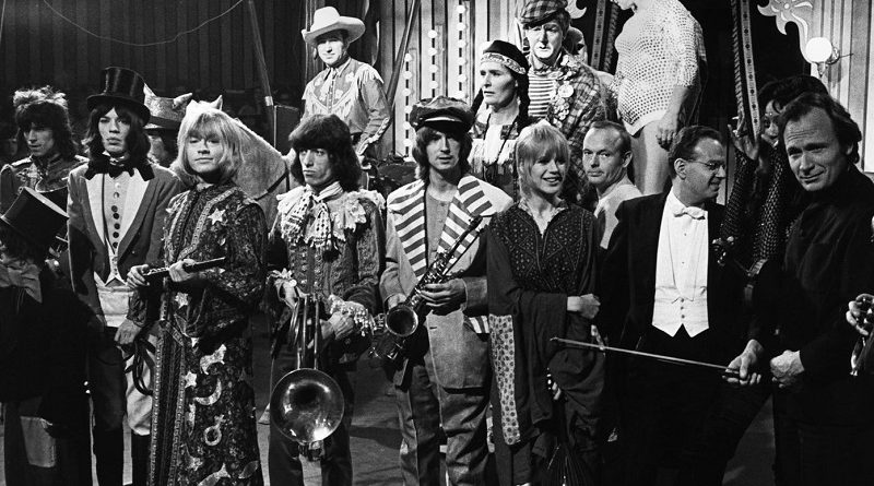 Rock and Roll Circus, el delirio que marcó una era