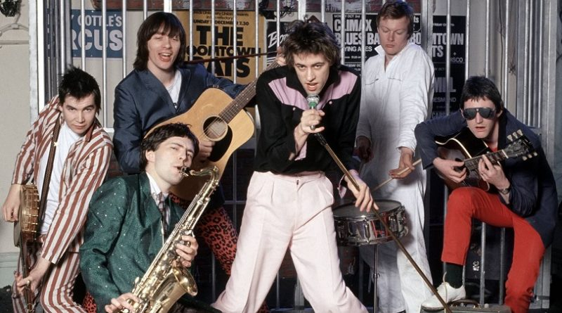 Boomtown Rats foto