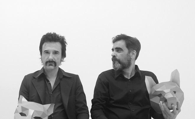 Santi Campos y Carlos Ann foto 02
