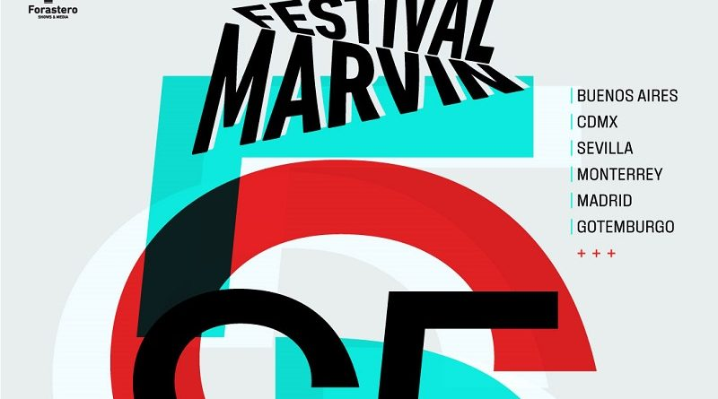 Festival Marvin 2020 cab