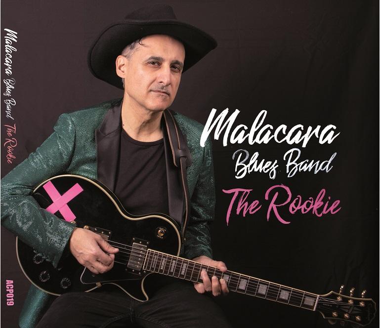Malacara Blues Band portada