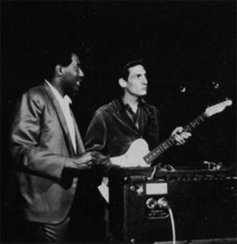 Otis Redding y Steve Cropper