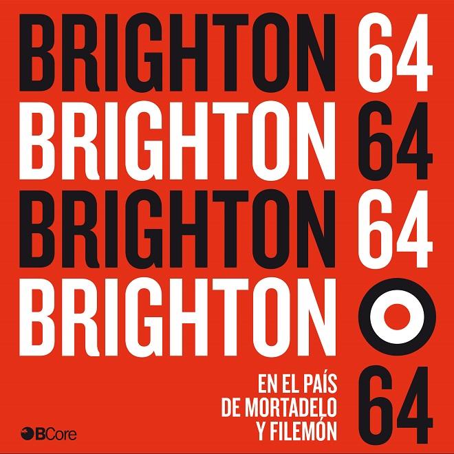 Brighton 64 portada Mortadelo