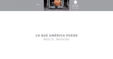 Libro: Lo que América Puede – Billy E. Morreale (Varasek)