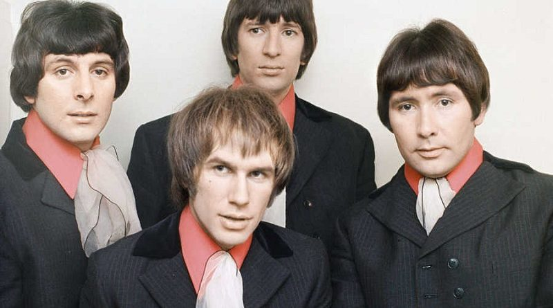 The Troggs Wild Thing foto cab