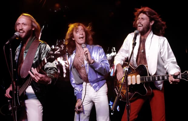 Bee Gees Stayin' alive 1979