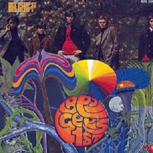 Bee Gees 1st portada