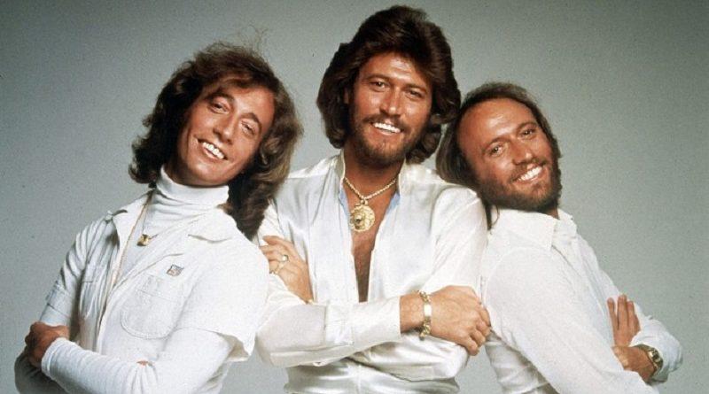 Bee Gees foto cab