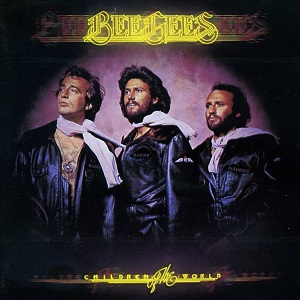 Bee Gees Children of the world portada