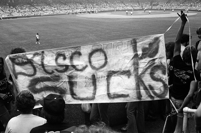 Bee Gees Disco Demolition Night