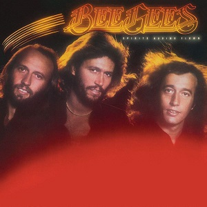 Bee Gees Spirits Having Flown portada