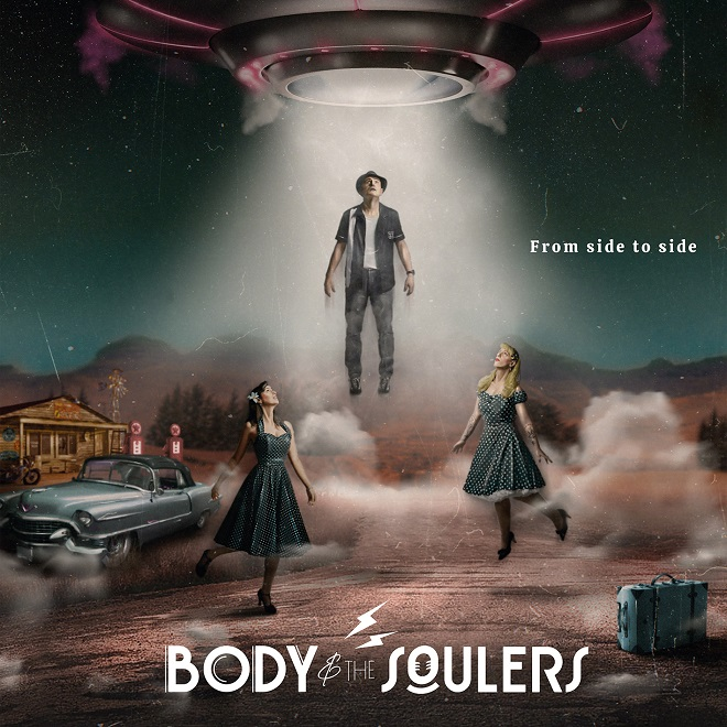 Body & The Soulers portada From Side to Side