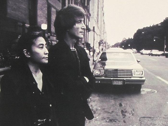 John Lennon Yoko Ono 1980