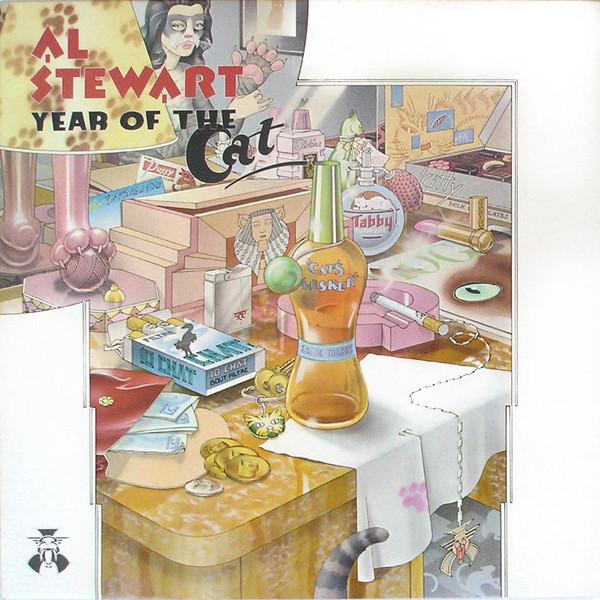 Al Stewart portada Lp Year of the cat