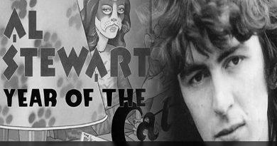Al Stewart Year of the Cat cab