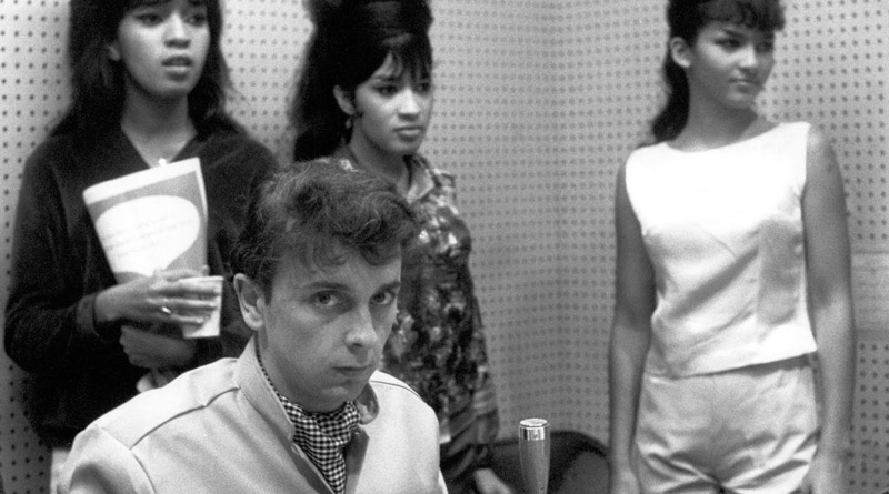 Especial: Muere Phil Spector, padre del Wall Of Sound