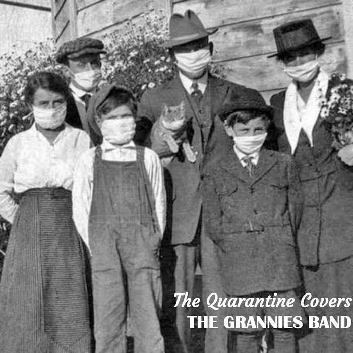 The Grannies portada