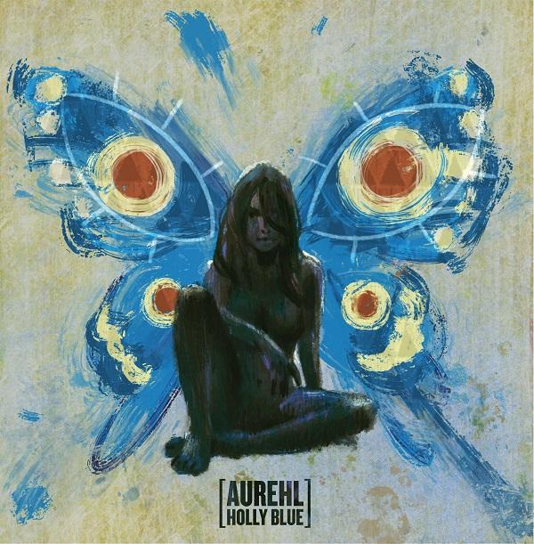 Aurehl portada Holly Blue