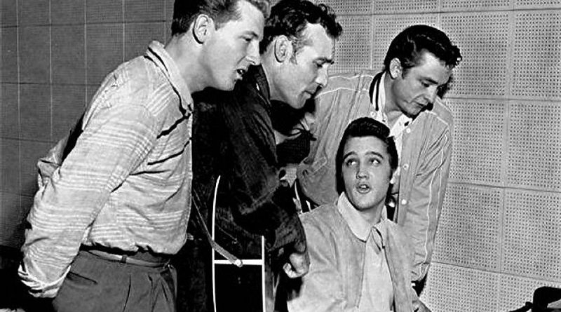 Million Dollar Quartet cabecera