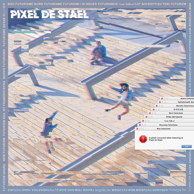 Pixel de Stael portada Nuevo Futurismo