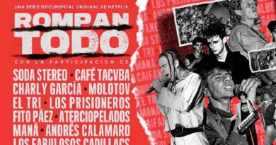 Rompan Todo Rock Latinoamericano