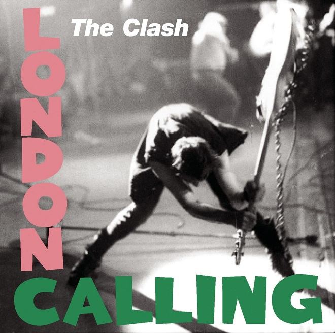 The Clash portada London Calling