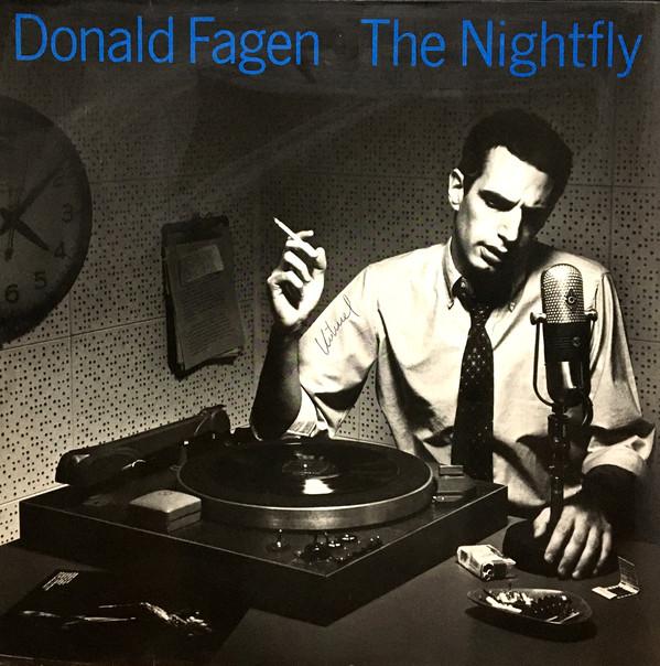 Steely Dan Donald Fagen Nightfly