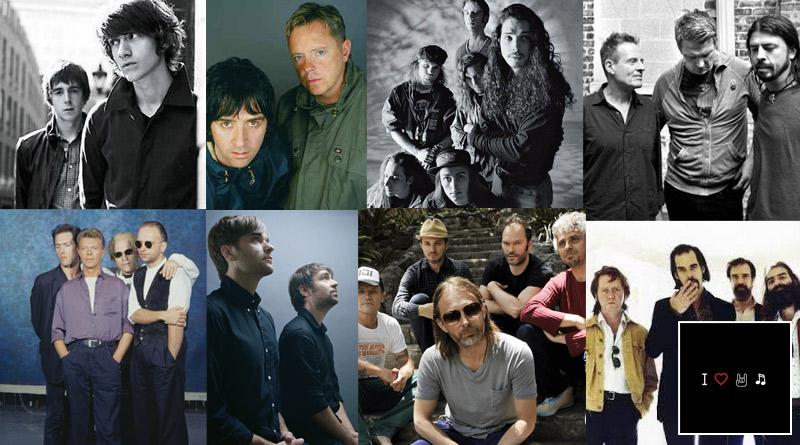 Las mejores bandas paralelas de nuestros artistas favoritos
